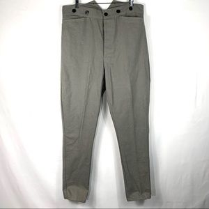 Frontier Classics Mens Work Pants Size 38